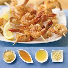 Simple Shrimp Glaze   Cookinglight.com