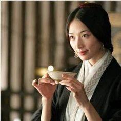 Lin Chiling as Xiao Qiao (Red Cliff) #hanfu