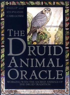 Druid Animal Oracle by Philip Carr- Book and card deck Gomm,http://www.amazon.com/dp/0671503006/ref=cm_sw_r_pi_dp_ZqKqtb1PHQZ47KB1
