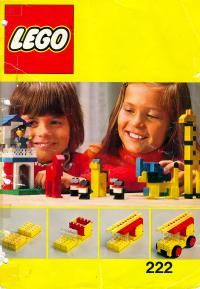 View LEGO instructions for Building Ideas Book set number 222 to help you build these LEGO sets