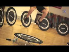 Could a rebounder mini-trampoline put some bounce into your running? | Life and style | The Guardian