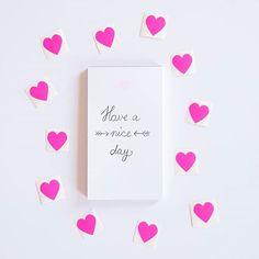 Happy Valentines Day! Habt einen schönen Tag! ❤ #valentinstag #valentines #hearts #iloveyou #haveaniceday #pink #happyday #happysunday #lehreragenden_jatho #knotandbow