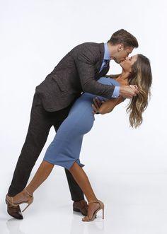 The Bachelorette JoJo Fletcher and Her Fiancé Share Their Love Story