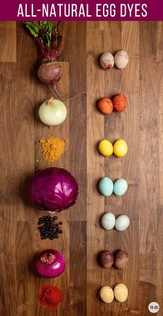 How to create all-natural Easter egg dyes! All-natural Easter egg dyes give you a rainbow of colored eggs for the holiday without the unknown chemicals those store-bought dyes might be hiding. Plus, you can find most. Easter Egg Dye, Coloring Easter Eggs, Easter Eggs Natural Dye, Egg Coloring, Crafts For Teens To Make, Diy And Crafts, Hand Crafts, Deco Nature, Easter Printables
