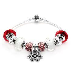 Pandora Candy Cane Bracelet