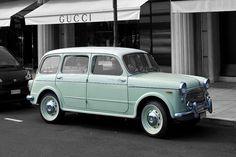 Monaco - Fiat 1100 Familiare.