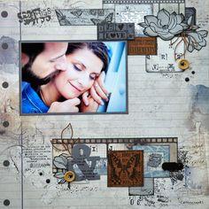 Une page en Lorelai Design