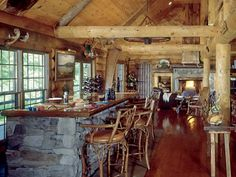 Cabin Bar See More Google Image Result For Http Www Loghome Wp