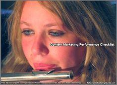 Content Marketing Performance Checklist: 1H2015 - http://360phot0.com/content-marketing-performance-checklist-1h2015/