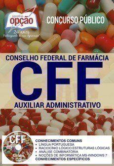 Apostila Concurso Cff 2017 Cargo Auxiliar Administrativo Veja