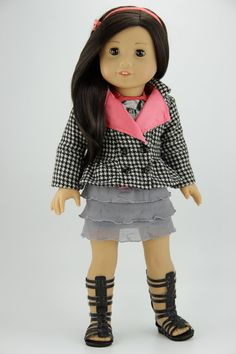 American Girl doll clothes  SALE Hound's by DolliciousClothes