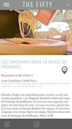 Romantica café