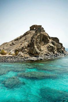 Ancient Ruins - Island In Egypt