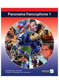 Preview Panorama Francophone 1  Preview Panorama Francophone 1. Danièle Bourdais, Sue Finnie, Cambridge University Press.