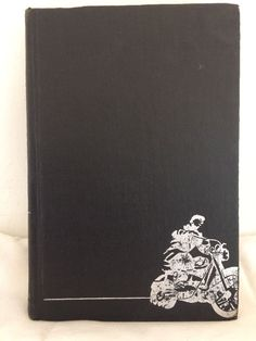 HELL'S ANGELS by Hunter S. Thompson 1st BC HC 1967 Decorated boards motorcycle  | eBay