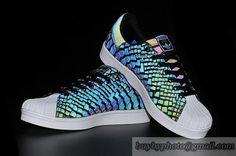 Mens And Womens Adidas Superstar II XENO Reflective