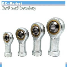 SI22 T/K m22 , 2pcs , Internal thread metric rod end joint bearing ,  ball joint rod end bearings