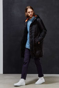 Cheap Monday Area Parka Jacket - Urban Outfitters