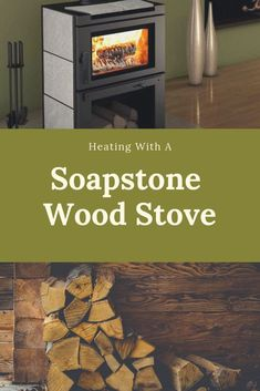 Learn about soapstone wood stoves and how this unique material is a perfect fit for home heating. If you're considering heating your home with firewood, soapstone is a great choice! Plywood Furniture, Modern Furniture, Furniture Design, Hearthstone Wood Stove, Soapstone Wood Stove, Best Wood Burning Stove, Wood Stoves, Austin Homes, Stove Fireplace