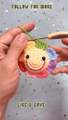 Crochet Doll Tutorial, Crochet Keychain Pattern, Easy Crochet Stitches, Crochet Baby Hat Patterns, Crochet Basics, Crochet Patterns Amigurumi, Crochet Motif, Crochet Dolls, Knit Crochet