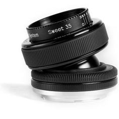 Lensbaby Composer Pro with Sweet 35 Optic for Canon EF: Picture 1 regular