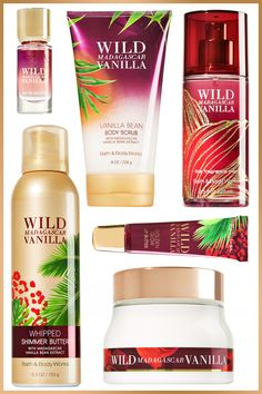 Go WILD for vanilla! #wildmadagascarvanilla