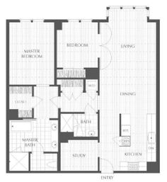 1645 Pacific in Nob Hill Releases Slew of Floor Plans - Floorplan Porn - Curbed SF