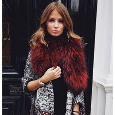 We are all about Fur this season! Shop fur @wymontclair!! #fauxfur #fur #winter #fashion #uppermontclair by wymontclair