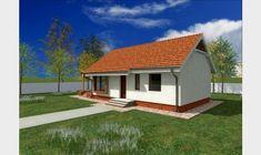 Exemple de case mici si accesibile. Locuinte pentru orice buget - Case practice Design Case, Modern House Design, Home Fashion, Shed, Outdoor Structures, Cabin, House Styles, Home Decor, Homes