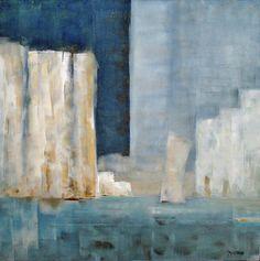 Maison d'enchères en ligne Catawiki: christophe Gastaldi - Nuances de bleu