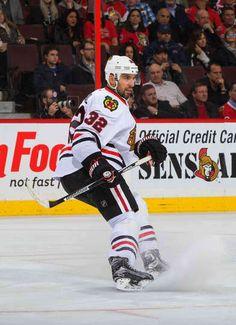 Michal Rozsival  32. Lukas Kolbrecki · Chicago Blackhawks 3f9bbac08