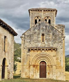 San Pedro de Tejada, Puente Arenas - Merindad de Valdivielso, provincia de Burgos