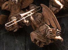 Trombone History: Century - Will Kimball Drum Sets, History Timeline, Trombone, 15th Century, Spring Colors, Music Stuff, Brass, French, Play