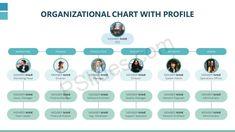 Free Organizational Chart with Profile