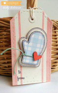 Gingham Girl: Waltzingmouse Stamps