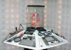 Another example of the Tardis console
