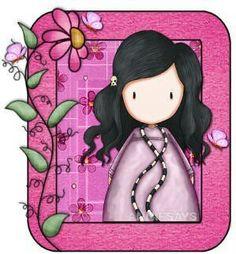 Pink Gorjuss