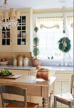 Unique Kitchen Decorating Ideas for Christmas_48