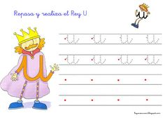 LEARNING IS FUN!: FICHAS DE VOCALES