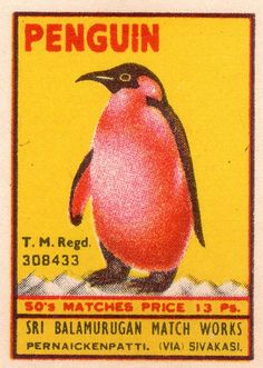 Penguin (India) via Pilllpat (Agence Eureka)
