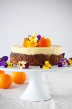 The most decadently unique cake, using almond and coconut flour. Dense, fudgey, with a torte-like texture, and naturally gluten, wheat, egg and dairy free. Low in sugar too! The citrus 'cream cheese' icing is so good you'll want to eat it on it's own...