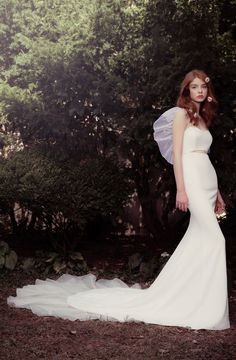 The Prettiest Wedding Dresses of Bridal Fashion Week | WhoWhatWear UK