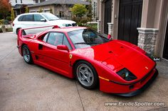 Ferrari F40 spotted in London Ontario, Canada ________________________ PACKAIR INC. -- THE NAME TO TRUST FOR ALL INTERNATIONAL & DOMESTIC MOVES. Call today 310-337-9993 or visit www.packair.com for a free quote on your shipment. #DontJustShipIt #PACKAIR-IT!