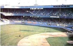Polo Grounds  1950s