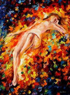 MISTY LOVE - PALETTE KNIFE Oil Painting On Canvas By Leonid Afremov - http://afremov.com/MISTY-LOVE-PALETTE-KNIFE-Oil-Painting-On-Canvas-By-Leonid-Afremov-Size-30-x40.html?bid=1&partner=20921&utm_medium=/vpin&utm_campaign=v-ADD-YOUR&utm_source=s-vpin