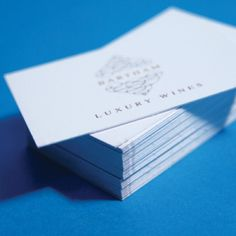 NEW! Extra thick XO 600gsm Business Cards