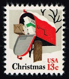 US #1730 Rural Mailbox; MNH (0.25)