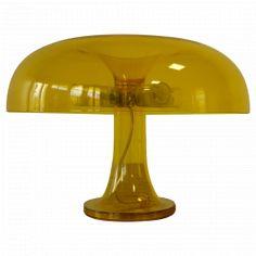 Lampe à poser Nessino jaune  Artemide