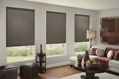 While you hire any interior designer to design the interiors of your house, he/she will definitely advice you to add roller shades Houston TX to your house.