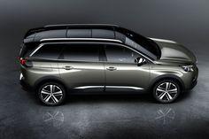 Tunnelvisie: Peugeot 5008 transformeert van MPV in een zevenzits SUV